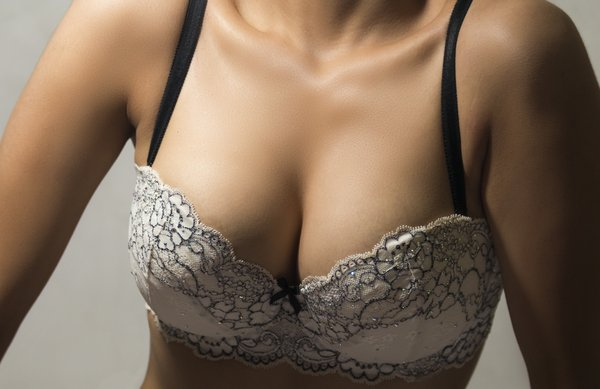 Breast looking natural fake implants vs Round vs.